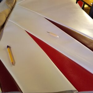 Tidal Wave Upholstery Sun Pad 1